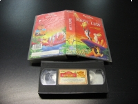 KRÓL LEW - WALT DISNEY - VHS Kaseta Video - Opole 0853
