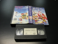 GWIAZDKA U DIDNEYA - WALT DISNEY - VHS Kaseta Video - Opole 0856