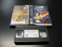 PIĘKNA I BESTIA - WALT DISNEY - VHS Kaseta Video - Opole 0857