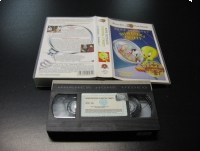 SYLWESTRA I TWEETY - CO SŁYCHAĆ KOTECKU - WARNER BROS - VHS Kaseta Video - Opole 0858