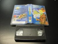 WIELKI MISI DETEKTYW - WALT DISNEY - VHS Kaseta Video - Opole 0865