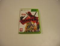 Deadpool - GRA Xbox 360 - Opole 1328