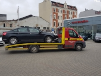 Pomoc drogowa 24H, transport maszyn, laweta, holowanie