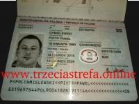 Dokumenty, Dowody Tożsamości z wpisem do rejestru