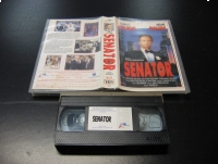 SENATOR - JAMES BELUSHI - VHS Kaseta Video - Opole 0911