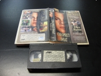 CHŁOPIĘCY ŚWIAT - ROBERT DE NIRO - VHS Kaseta Video - Opole 0919