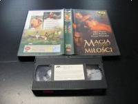 MAGIA MIŁOŚCI - VHS Kaseta Video - Opole 0958
