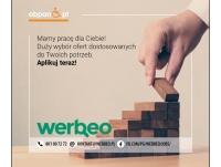 Znajdź Pracę z Werbeo.pl