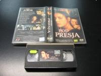 POD PRESJĄ - VHS Kaseta Video - Opole 0989