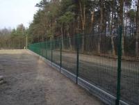 ogrodzenia panelowe palisadowe systemowe montaz wraz z materiałem