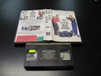 NIC NIE WIDZĘ NIC NIE SŁYSZĘ - VHS Kaseta Video - Opole 1007