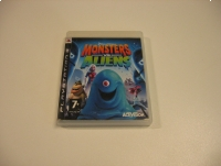 Monsters vs. Aliens - GRA Ps3 - Opole 1353
