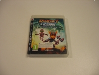 Ratchet Clank a crack in time - GRA Ps3 - Opole 1355