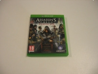 Assassins Creed Syndicate - GRA Xbox One - Opole 1363