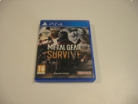 Metal Gear Survive - GRA Ps4 - Opole 1367