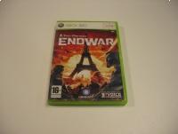 Tom Clancys EndWar - GRA Xbox 360 - Opole 1372