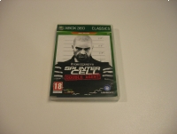 Tom Clancys Splinter Cell Double Agent - GRA Xbox 360 - Opole 1376