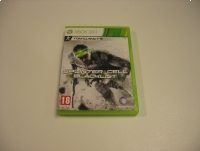 Tom Clancys Splinter Cell Blacklist - GRA Xbox 360 - Opole 1378