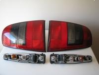 Lampa tylna lewa i prawa Carello Opel Vectra B lift Kombi 1999-2002