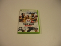 Fight Night Round 4 - GRA Xbox 360 - Opole 1384