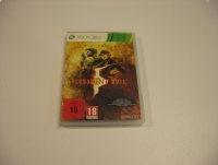 Resident Evil 5 Gold Edition - GRA Xbox 360 - Opole 1413