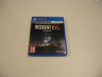 Resident Evil 7 Biohazard Gold Edition - GRA Ps4 - Opole 1419