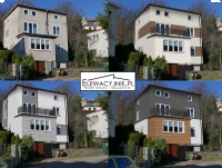 Projekt Elewacji na zdjęciach / Wizualizacje 3D