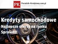 Kupuj samochód ekonomicznie - zobacz porównanie kredytów samochodowych na Poradnik-Kredytowy.com.pl