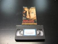 NIGDY NIE ROZMAWIAJ Z NIEZNAJOMYM - VHS Kaseta Video - Opole 1031