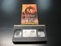 3000 MIL DO GRACELAND - VHS Kaseta Video - Opole 1038