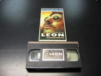 LEON ZAWODOWIEC - JEAN RENO - VHS Kaseta Video - Opole 1048