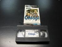 CHŁOPI 2 JAGNA - VHS Kaseta Video - Opole 1049