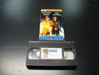 GUNMAN - CHRISTOPHER LAMBERT - VHS Kaseta Video - Opole 1051