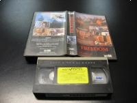 FREEDOM - VHS Kaseta Video - Opole 1080