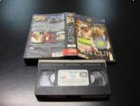 TIN CUP - KEVIN COSTNER - VHS Kaseta Video - Opole 1084