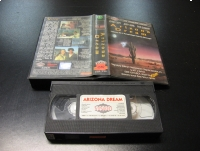 ARIZONA DREAM - JOHNNY DEPP - VHS Kaseta Video - Opole 1121