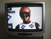 Telewizor kineskopowy stereo 28 cali Panasonic + pilot