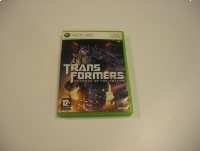 Transformers Revenge of the Fallen - GRA Xbox 360 - Opole 1447
