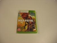 Max Payne 3 - GRA Xbox 360 - Opole 1448