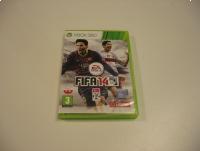 Fifa 14 PL - GRA Xbox 360 - Opole 1454
