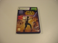 Kinect Star Wars PL - GRA Xbox 360 - Opole 1455