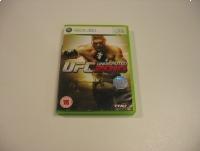 UFC Undisputed 2010 - GRA Xbox 360 - Opole 1460