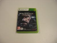 Metal Gear Solid V Ground Zeroes - GRA Xbox 360 - Opole 1467