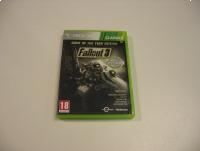 Fallout 3 - GRA Xbox 360 - Opole 1470