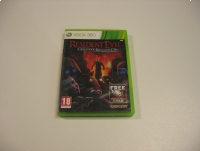 Resident Evil Operation Raccoon City - GRA Xbox 360 - Opole 1471