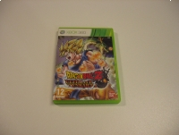 Dragon Ball Z Ultimate Tenkaichi - GRA Xbox 360 - Opole 1477