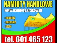 namiot handlowy 3x6m komplet