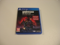 Wolfenstein Youngblood PL - GRA Ps4 - Opole 1484