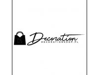 Decorationshop.pl - wyposażenie wnętrz i dekoracje