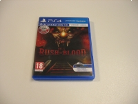 Until Down Rush of Blood PL - GRA Ps4 - Opole 1506
